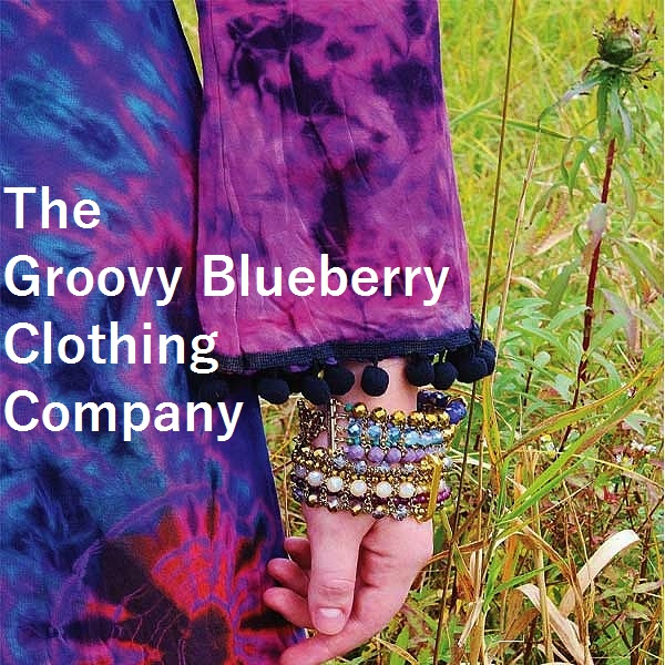 The Groovy Blueberry Clothing Company