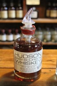 Hudson Baby Burbon Whiskey