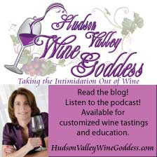 The Hudson Valley Wine Goddess