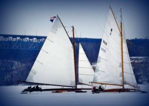 Tivoli Ice Sailing By M Salamone