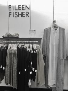 Eileen Fisher B&W Bloomingdales
