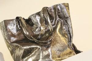 Eileen Fisher Matelic Handbag