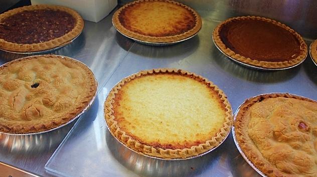 Meadowbrook Farm Market Pies 1
