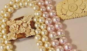 Pearls Ole CaArousl Antiques Center