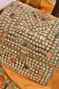 TRinket Box Vintage- Ole CArousel Antiques Center