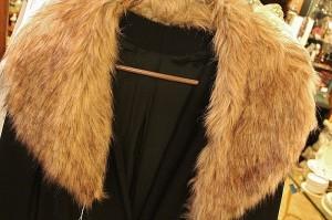 Vintage Coat Ole CArousel Antiques Center