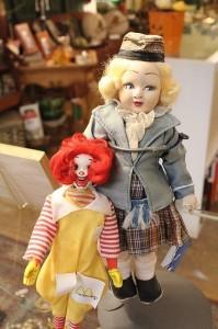 Vintage Dolls Ole CArousel Antiques Center