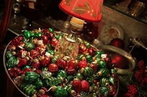 Vintage Mini Ornaments