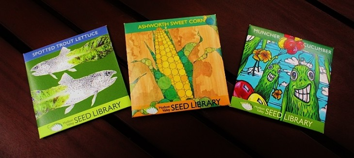 2 HV Seed Library