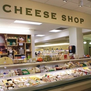 11 Cheese Dept