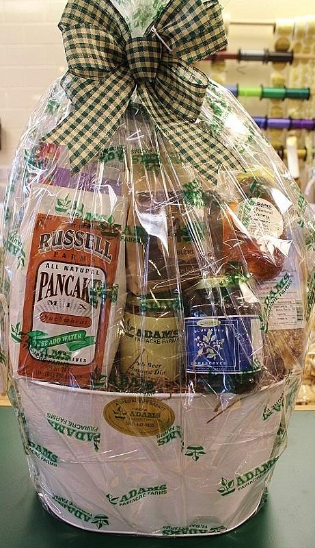 19 gift baskets