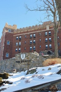 Thayer Hotel Exterior