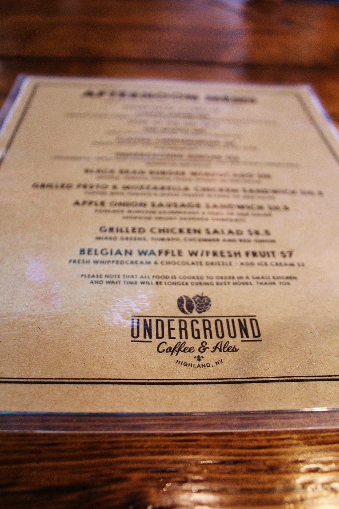 Underground Coffee Amp Ales The Hudson Valley Story