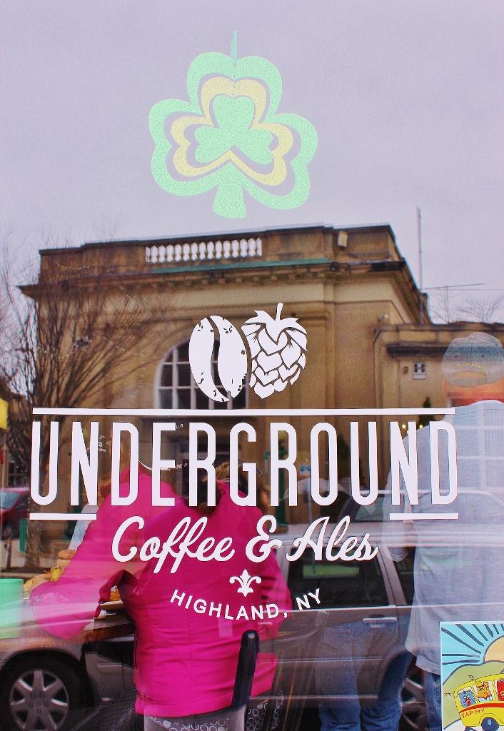 Underground Coffee & Ales