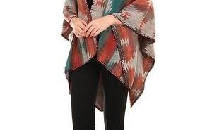 Western Pattern Shawl
